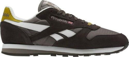 Reebok Classic CL Leather Camp Size 6.5 Brown RRP £75 BNIB AR1428