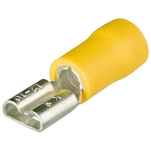 Knipex 97 99 020 Flachsteckhülsen rot 9799020
