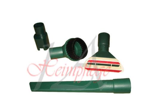Möbelpinsel passend für Vorwerk Kobold 131 Düsen-Set  Fugendüse Polsterdüse