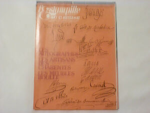 Copieux L'estampille N° 44 / Juillet - AoÛt 1973