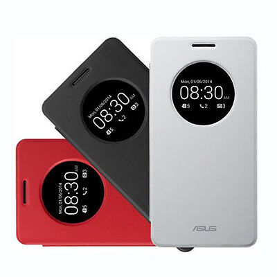 New Genuine Asus Flip Cover for ZenFone 6 A600CG A601CG View - Free Ship WORLD