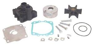 Water Pump Kit for Yamaha Outboard V4 115 130 HP replaces 6N6-W0078-02-00