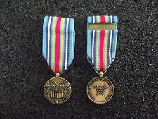 (a20-100) US Orden Global era TPAT Expeditionary Medal miniatura