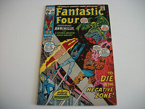 Fantastic-Four-108-VF-8-0-Mega-Man-Buscema-Kirby-1971