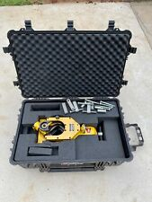 Nice Wachs Tube And Pipe Orbital 45 Cut Off Saw Model Tc 45 With Hardcase