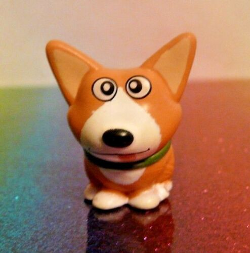 Despicable Me Mineez Series 1 #68 YARD DOG Mini Figure Mint Loose