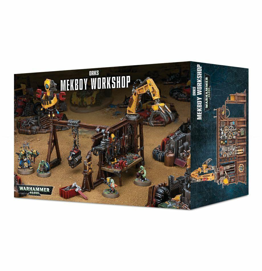 Warhammer 40K  Mekboy Workshop 50-28