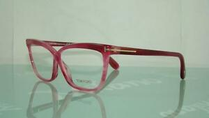 Tom Ford FT 5267 077 PINK CAT EYE Frames Eyeglasses SIZE 54   eBay 1c265d8e1c