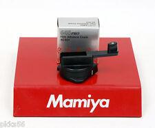 Mamiya 645 PRO TL, 645 PRO, 645 SUPER FILM ADVANCE CRANK