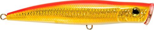 Mega Jet Popper Leurres pour Tropical Lure Pêche 155 m 52 g SS split rings
