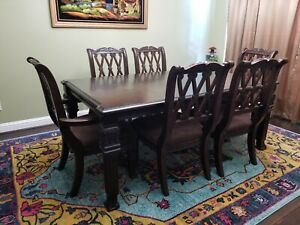 Thanksgiving-Sale-600-Ashley-Furniture-Dining-Set-in-Excellent-Condition