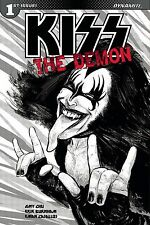 Kiss the Demon #1 1:10 Kyle Strahm Cover E Variant Comic Book Dynamite NM