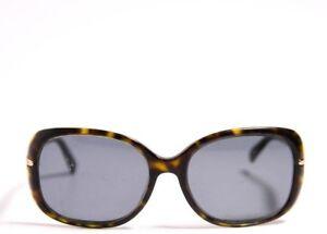 3b7bc7880061 PRADA Made in Italy SPR 080 Dark Havana Tortoise Brown Glasses ...