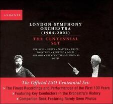 London Symphony Orchestra (1904-2004): The Centennial Set (CD, Nov-2004, 4 Discs, Andante)