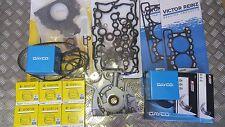 DISCOVERY Range Rover Sport 3.0 MOTORE Ricostruire Kit + STD Anelli + POMPA DELL'OLIO > 2015