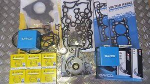 DISCOVERY-Range-Rover-Sport-3-0-MOTORE-Ricostruire-Kit-STD-Anelli-POMPA-DELL-039-OLIO-gt-2015