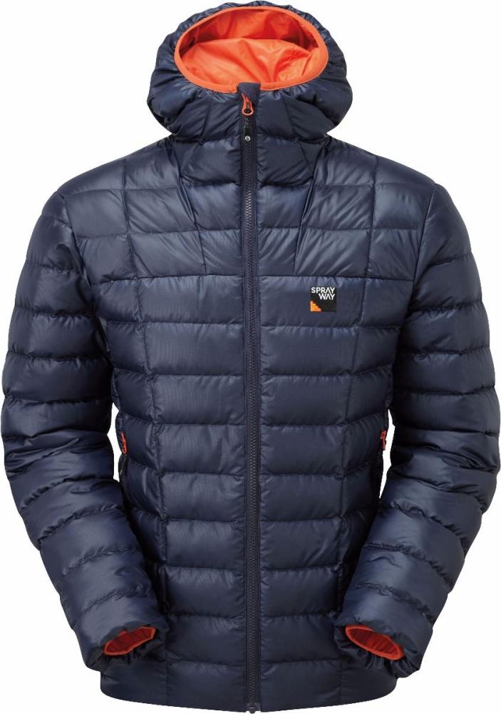 Sp way Mens Mylas Baffle Down Jacket    3 colours Avail..