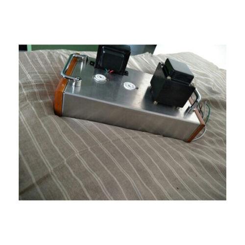 Chassis Box Enclosure Aluminum Undrill 6P3P 6V6 6L6 EL84 Audio Tube Preamp Amp
