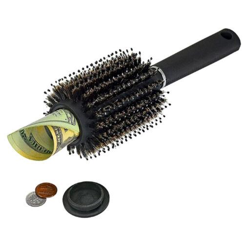 Versteckte Safes Haarbürste Stil Safe für Geld verstecken mit abnehmbaren LiRSDE