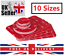 miniature 1 - 3M DOUBLE SIDED STICKY PADS ROLL ROUND SQUARE TAPE STRONG HIGH BOND ADHESIVE UK!