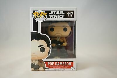 Star Wars Poe Dameron Funko Pop Vinyl Collectible Figure **BRAND NEW**