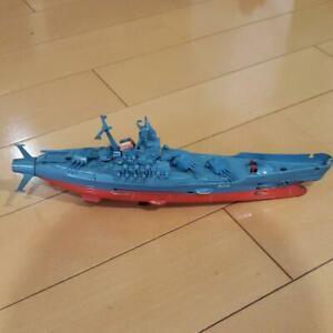 Nomura-Toy-T-N-Space-Battleship-Yamato-Figurine-Vintage-Retro-Old-Japan