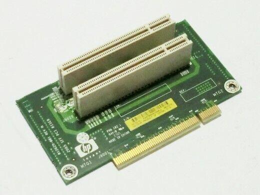 Levendig Hp Compaq Dc7100 Pci Riser Card 012629 001 2x Pci Slot 378834 001 378834-001 Exquise (On) Vakmanschap