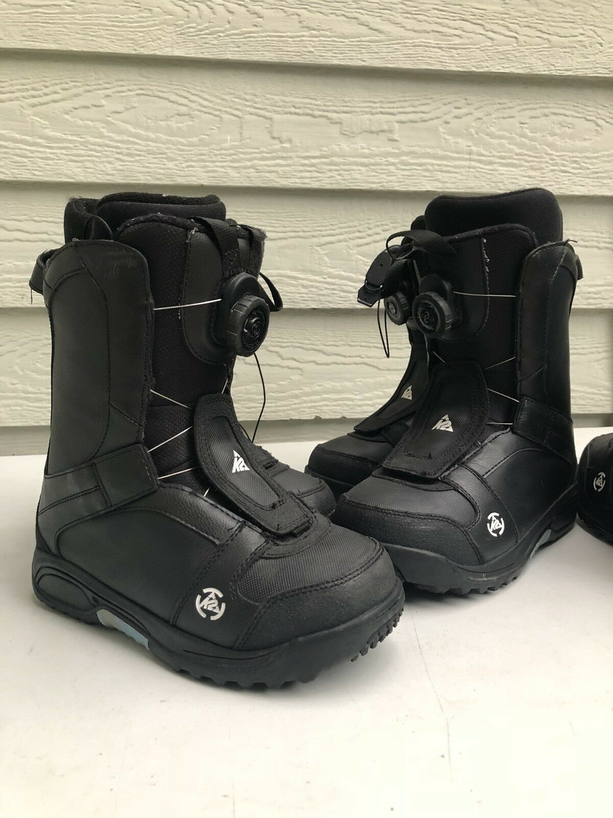 K2 Raider Boa Coiler Women's Snowboard Boots - EXCELLENT CONDITION