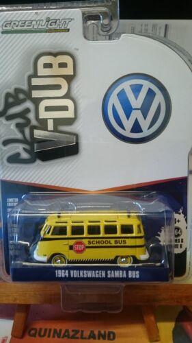 Greenlight V-Dub 1964 Volkswagen Samba Bus N19