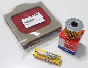 Wartungskit-Honda-XL-600-R-LM-RM-Luftfilter-Olfilter-Zuendkerze