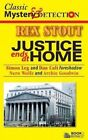 Justice Ends at Home by Rex Stout (Paperback / softback, 2013)