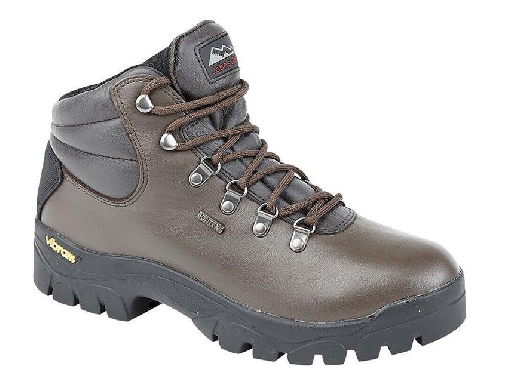 Unisex Escursionismo Stivali in Pelle Johnscliffe HIGHLANDER II