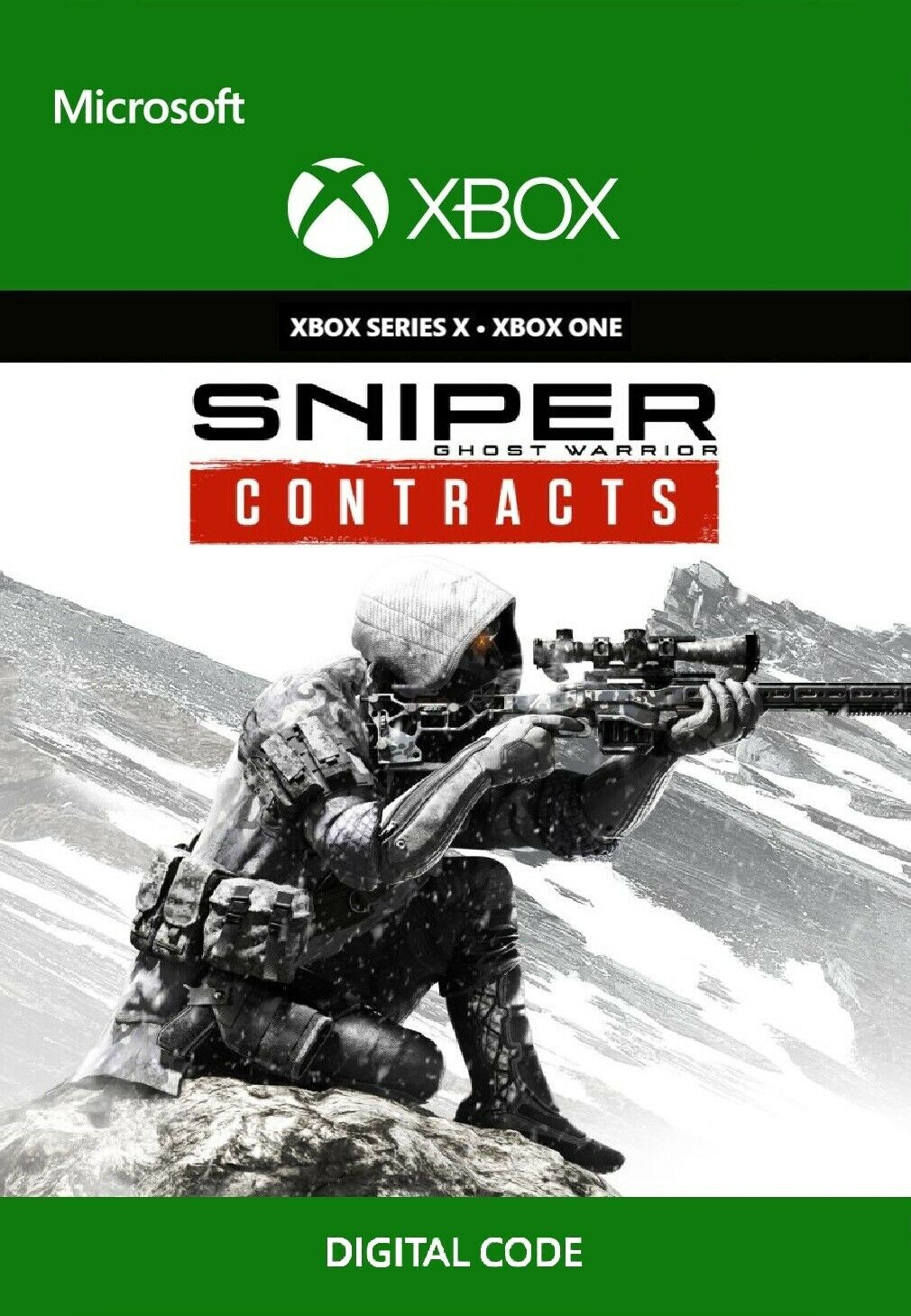 Sniper Ghost Warrior Contracts (Xbox One) - DIGITAL DL