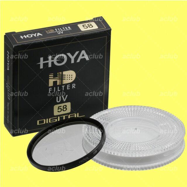 Genuine Hoya 58mm Digital HD UV Filter