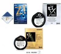 Sante Santen FX NEO V-plus Rohto Z! PRO EYE DROP 3 sets JAPANESE EYEDROPS F/S