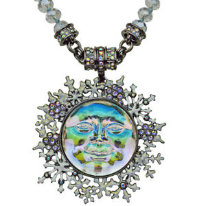 Kirks-Folly-Seaview-Ice-Moon-Snowflake-Magnetic-Interchangeable-Necklace-HEMTE