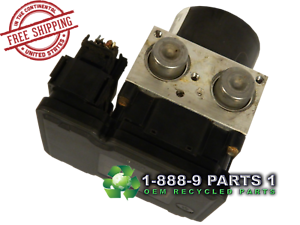 ABS PUMP ANTI-LOCK BRAKE 2009 FORD ESCAPE MARINER VIN 7 8th digit from 12//01//08