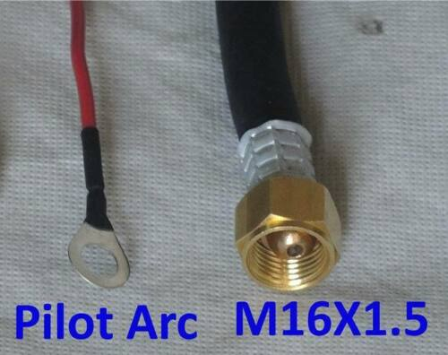 SG-55A  High Frequency Pilot Arc AIR Plasma Cutter Straight Torch 13 Feet CNC