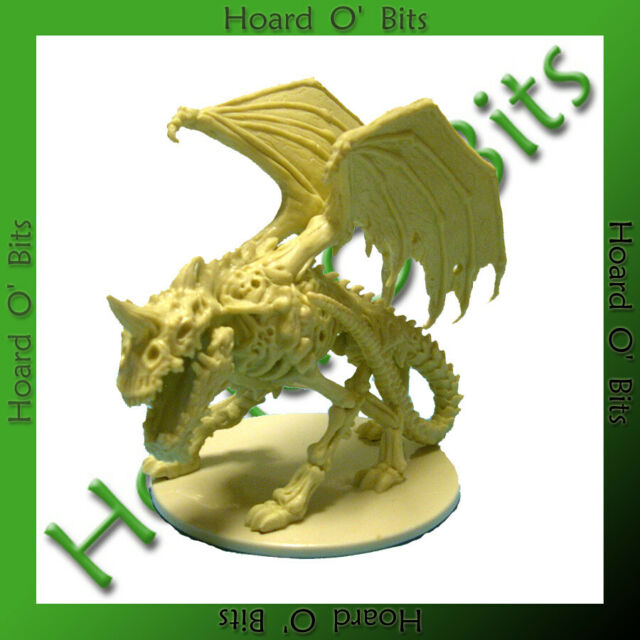 Castle Ravenloft GRAVESTORM DRACOLICH Fantasy D/&D Miniature Figure by WOTC!!