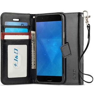 new arrivals 9ee7a d22d2 Details about J&D OnePlus 5 [RFID Blocking Wallet] PU Leather Flip Wallet  Case