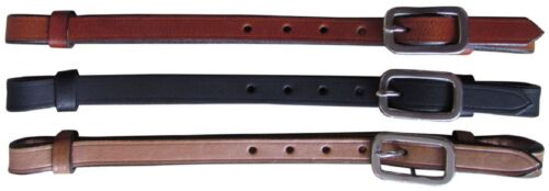 """LIGHT 5//8/"""" Wide Western Replacement TUG STRAP For Breast Collar Horse Tack"""