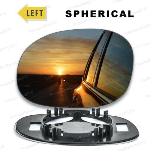 Left Passenger side wing door mirror glass for Citroen C2 C3 2002-2010 Pluriel