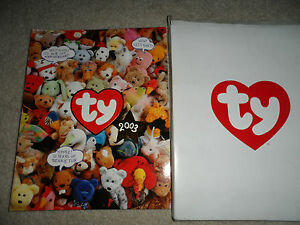SEALED-TY-10TH-ANNIVERSARY-CATALOGUE-2003-RETIRED-Highly-collectable-SEALED