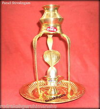 Parad Lingam / Parad Shiva Lingam / Mercury ShivaLingam - 200 gm