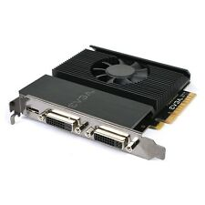 EVGA GeForce GT 710 1GB DDR3 PCIe Dual DVI Video Card mini-HDMI 01G-P3-2716-RX