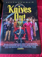 Knives Out Movie Poster Ebay