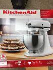 NEW KitchenAid KSM75WH 4.5 Quart Classic Plus Stand Mixer White