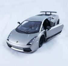 Item 2 TC26G Lamborghini Gallardo Superleggra LP 560 1:24 1/24 Gray Diecast  Model Car  TC26G Lamborghini Gallardo Superleggra LP 560 1:24 1/24 Gray  Diecast ...
