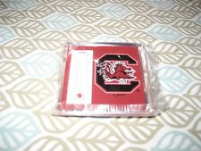 SOUTH CAROLINA UNIVERSITY GAMECOCKS MAGNETIC THERMOMETER MAGNET NEW