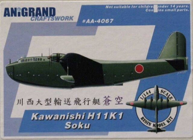 online al mejor precio KAWANISHI H11K1 SOKU (+KI-88 (+KI-88 (+KI-88 KI-94 MXY-6 MXY-7) ANIGRAND 1 144 RESIN KIT  alta calidad general